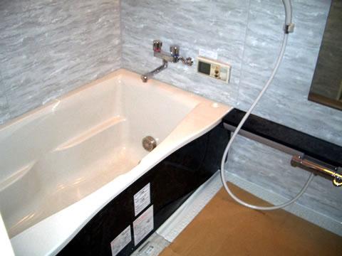 快適なバスタイム 浴室リフォーム