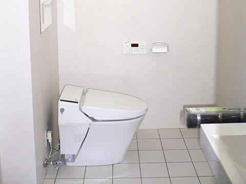 高機能トイレのリフォーム
