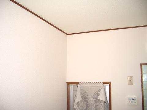 キッチンの壁紙・床リフォーム 2枚目