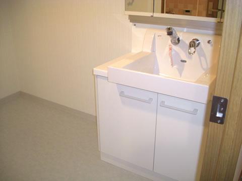 洗面台・トイレ リフォーム