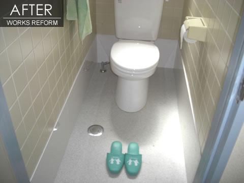 集会所 トイレのリフォーム