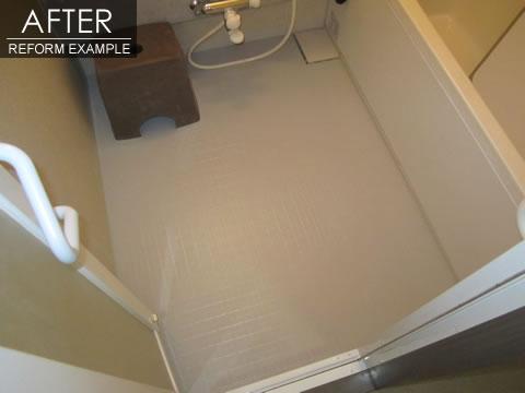ヒートショック防止 浴室リフォーム