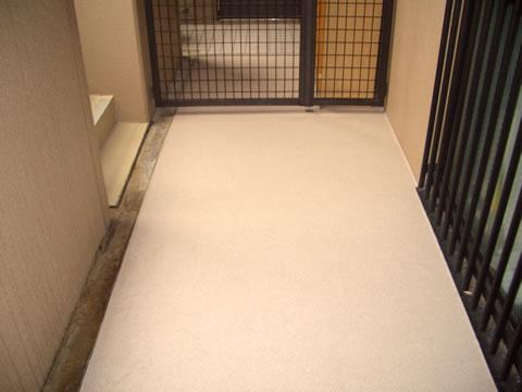 防汚・清掃性が大幅向上 床リフォーム