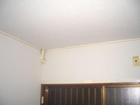 ハイツの床・壁をリフォーム