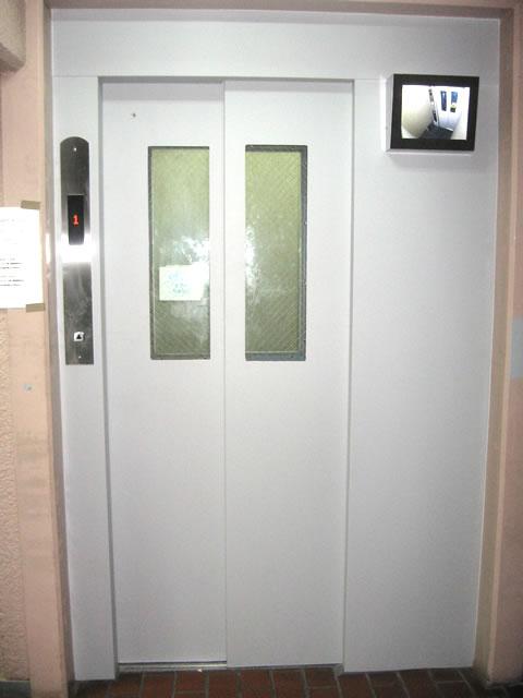 エレベーターをリフォーム