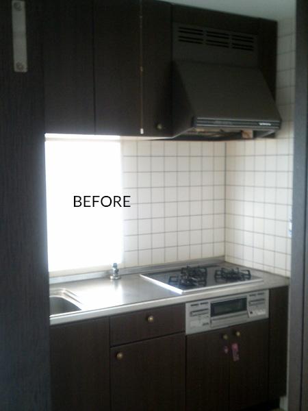 壁撤去リフォーム 子供の様子を見ながら安心して料理ができるキッチンに 2枚目
