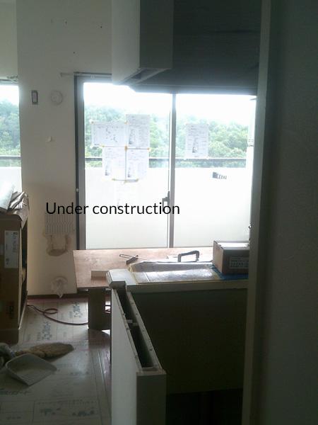 壁撤去リフォーム 子供の様子を見ながら安心して料理ができるキッチンに 3枚目