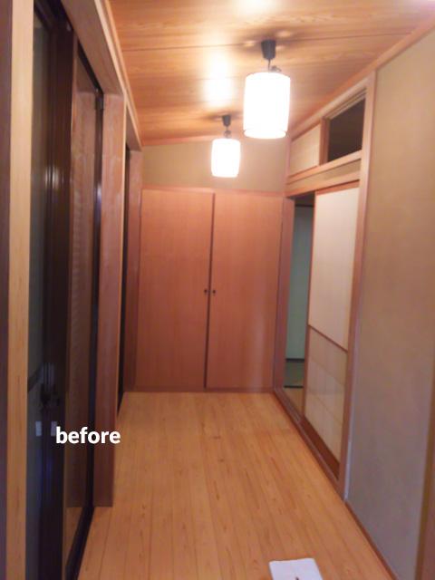 和室を8帖和洋室のリラックススペースにリフォーム 2枚目