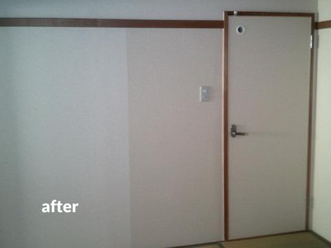 2階のトイレ新設とLDKに開放感をもたらすリフォーム 3枚目