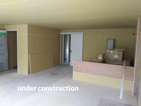 4階建て文化住宅 2階部分の全室を3LDKの居住空間にリフォーム 2枚目