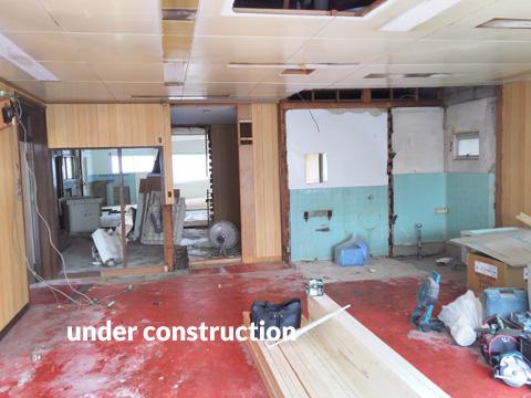 4階建て文化住宅 2階部分の全室を3LDKの居住空間にリフォーム 5枚目