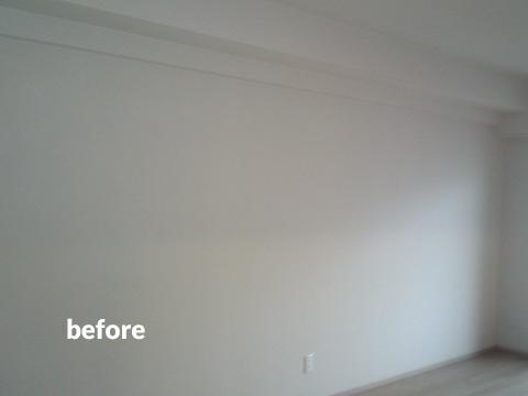 リビング照明・壁掛けテレビ設置工事 おしゃれな雰囲気にリフォーム 3枚目