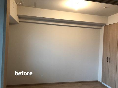 リビング照明・壁掛けテレビ設置工事 おしゃれな雰囲気にリフォーム 9枚目