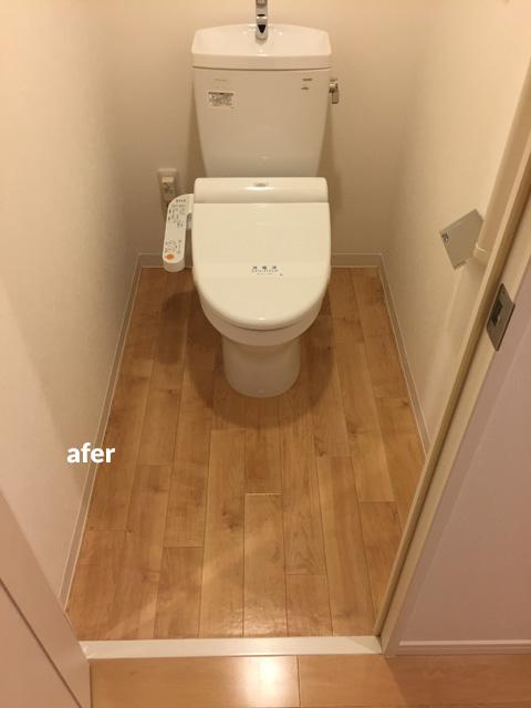 マンション1階住居をナチュラル感のある床材で暖かみのある空間に 7枚目
