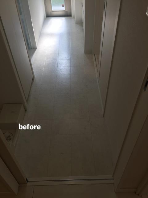 マンション1階住居をナチュラル感のある床材で暖かみのある空間に 10枚目