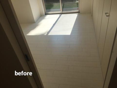 マンション1階住居をナチュラル感のある床材で暖かみのある空間に 4枚目
