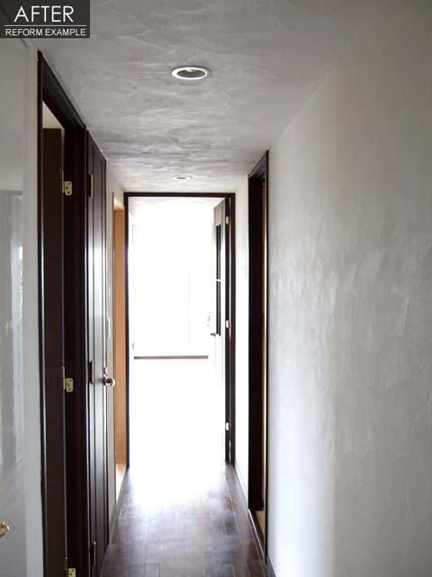 キッチンを中心とした中古マンション住み替え前リフォーム 5枚目
