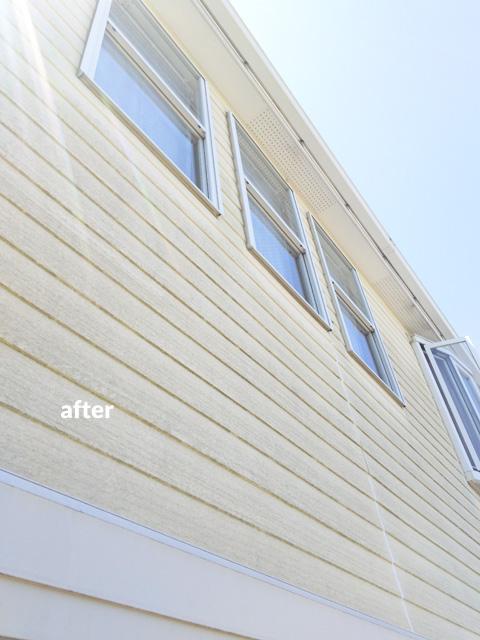 ウッドデッキ改修&外壁塗装工事 補強して耐久性もバッチリ 9枚目