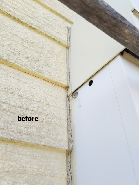 ウッドデッキ改修&外壁塗装工事 補強して耐久性もバッチリ 11枚目